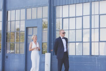 Cool Seattle Wedding by Claire Eliza Photography 9