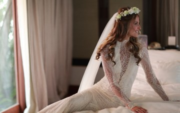 10 Gorgeous Real Brides Rock Galia Lahav Wedding Dresses