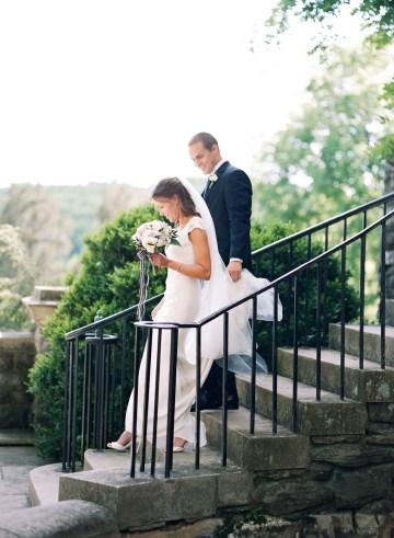 Preppy & Patriotic Wedding by Jamie Clayton and Fete Nashville 26