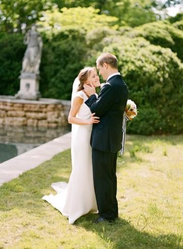 Preppy & Patriotic Wedding by Jamie Clayton and Fete Nashville 30