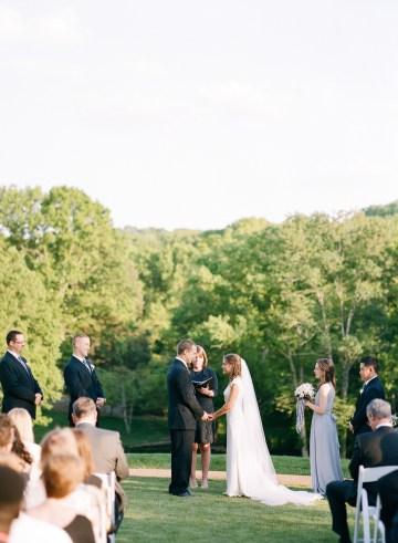 Preppy & Patriotic Wedding by Jamie Clayton and Fete Nashville 6