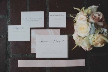 Romantic San Diego Wedding by Nicole George Events and Katie Pritchard Photography 1