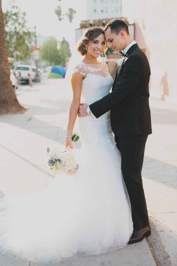 Romantic San Diego Wedding by Nicole George Events and Katie Pritchard Photography 12