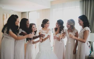 Romantic San Diego Wedding by Nicole George Events and Katie Pritchard Photography 3