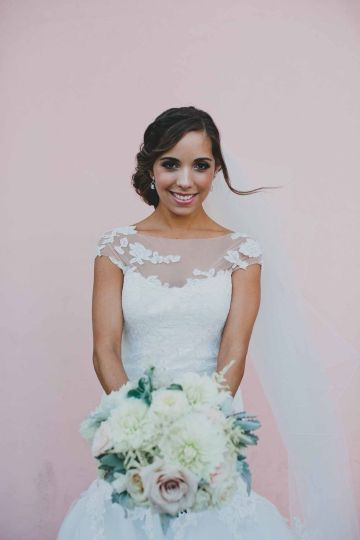 Romantic San Diego Wedding by Nicole George Events and Katie Pritchard Photography 30