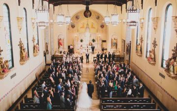 Romantic San Diego Wedding by Nicole George Events and Katie Pritchard Photography 5