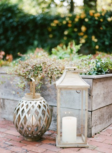 Rustic Fall Wedding Inspiration by Sylvia Gil Photography and Kate Siegel 29