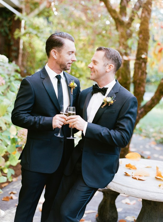 Rustic Fall Wedding Inspiration by Sylvia Gil Photography and Kate Siegel 3