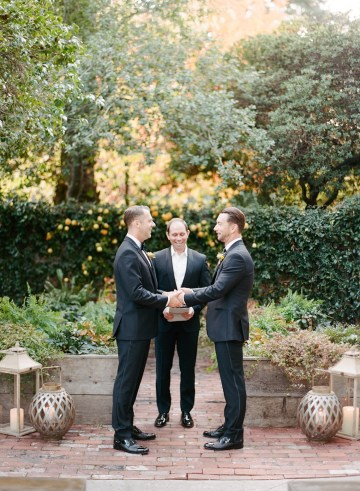 Rustic Fall Wedding Inspiration by Sylvia Gil Photography and Kate Siegel 31