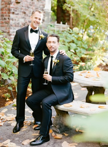 Rustic Fall Wedding Inspiration by Sylvia Gil Photography and Kate Siegel 4
