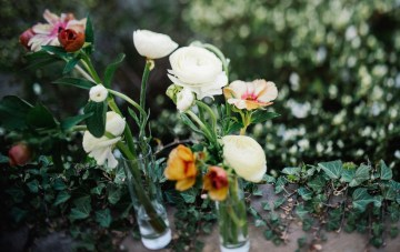 Tea Bar Wedding Inspiration by Lauren Love Photography and Cheryl Sullivan Events 15