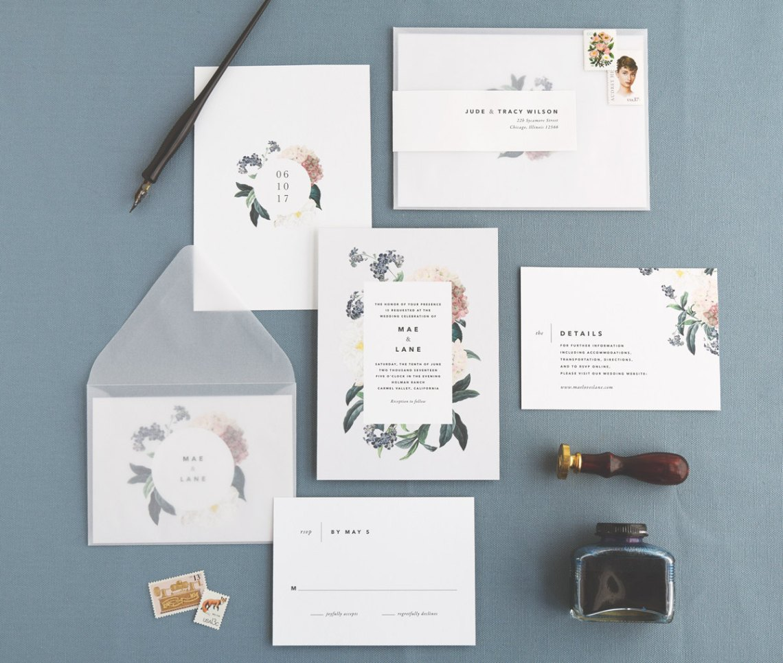 Modern Wedding Invite Wording: Etiquette 101: The Modern Guide To Wedding Invitation Wording