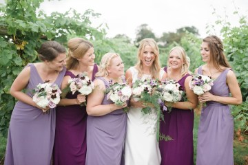 English Winery Wedding by Hannah McClune Photography 60
