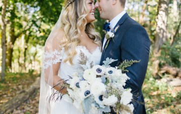 Fun and Laid-Back Wedding by Becka Pillmore Photography 22