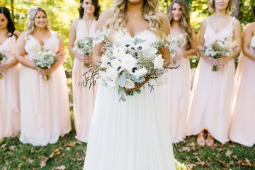 Fun and Laid-Back Wedding by Becka Pillmore Photography 9