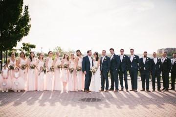 Manhattan Skyline Wedding by Jenelle Kappe Photography 16