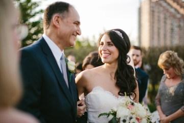 Manhattan Skyline Wedding by Jenelle Kappe Photography 20
