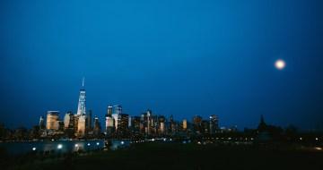 Manhattan Skyline Wedding by Jenelle Kappe Photography 34