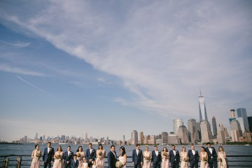 Manhattan Skyline Wedding by Jenelle Kappe Photography 39