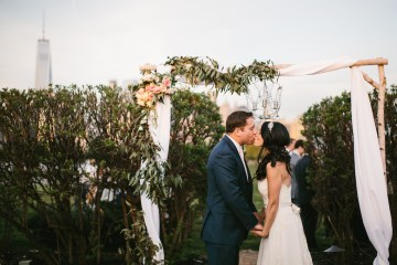 Manhattan Skyline Wedding by Jenelle Kappe Photography 54