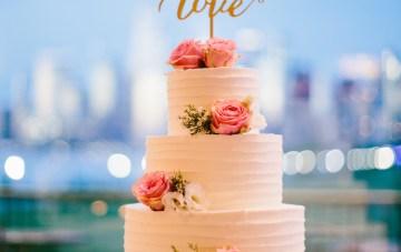 Manhattan Skyline Wedding by Jenelle Kappe Photography 59
