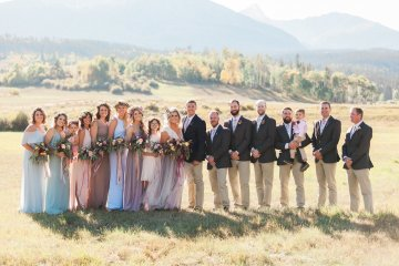 Romantic Jewel-Toned Wedding by Sara Lynn Photography 14
