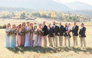 Romantic Jewel-Toned Wedding by Sara Lynn Photography 14