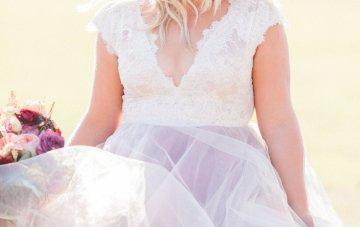 Romantic Jewel-Toned Wedding by Sara Lynn Photography 19