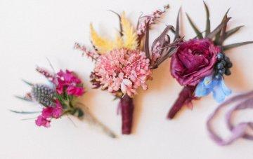 Romantic Jewel-Toned Wedding by Sara Lynn Photography 32