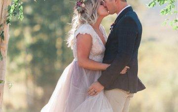 Romantic Jewel-Toned Wedding by Sara Lynn Photography 44
