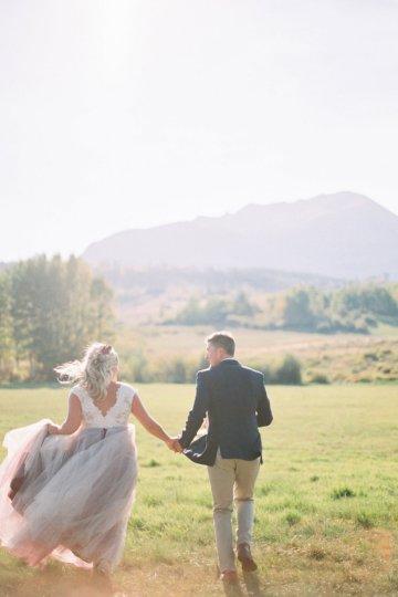 Romantic Jewel-Toned Wedding by Sara Lynn Photography 48