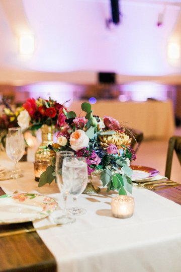 Romantic Jewel-Toned Wedding by Sara Lynn Photography 50
