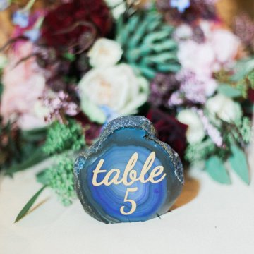 Romantic Jewel-Toned Wedding by Sara Lynn Photography 51