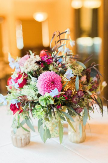 Romantic Jewel-Toned Wedding by Sara Lynn Photography 59