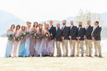 Romantic Jewel-Toned Wedding by Sara Lynn Photography 7