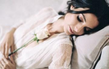 Intimate & Romantic Valentine's Day Wedding Inspiration