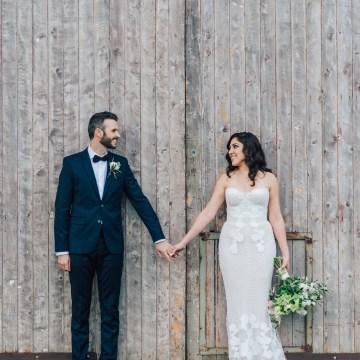 Stylish Barn Wedding by The White Tree Photography 14