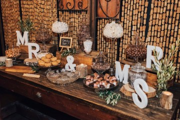 Stylish Barn Wedding by The White Tree Photography 17