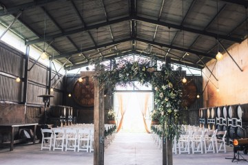 Stylish Barn Wedding by The White Tree Photography 38