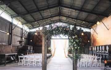 Stylish Barn Wedding by The White Tree Photography 38