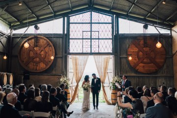 Stylish Barn Wedding by The White Tree Photography 40