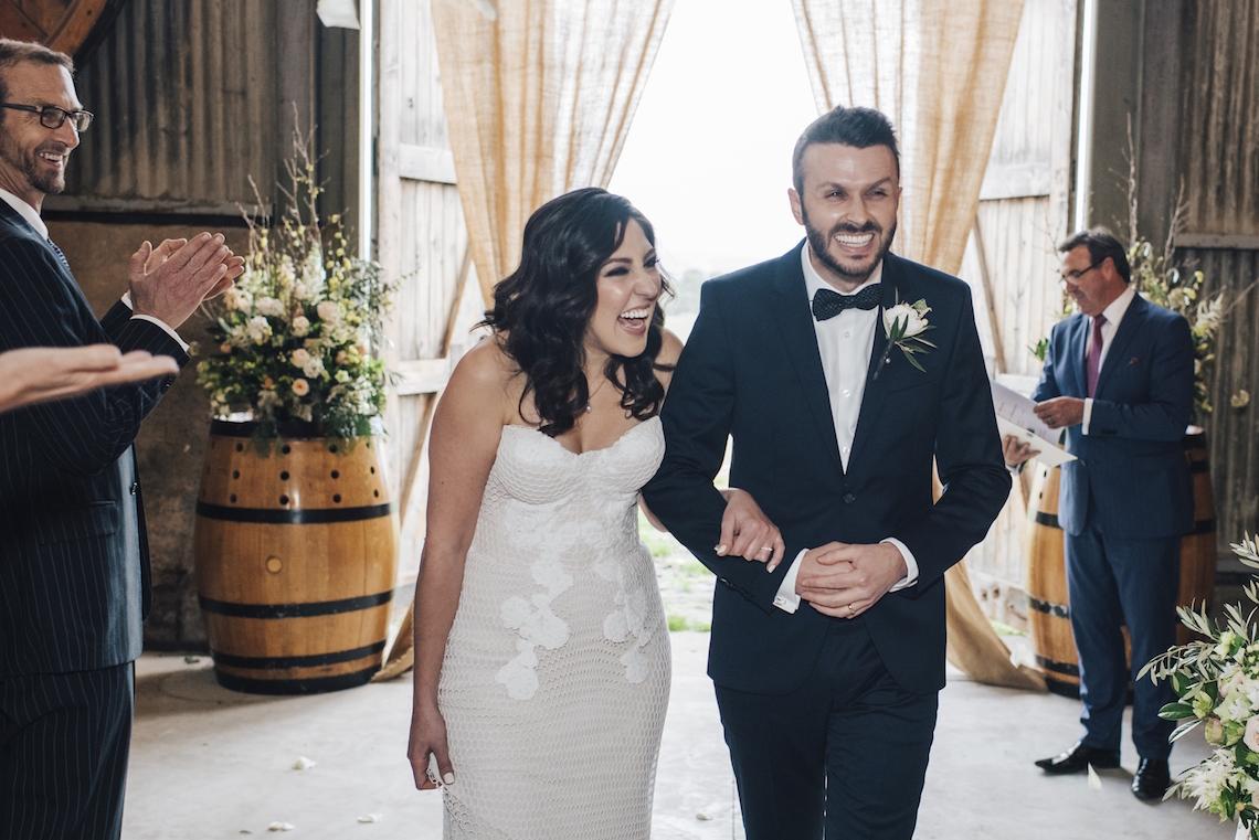 Stylish Barn Wedding by The White Tree Photography 41