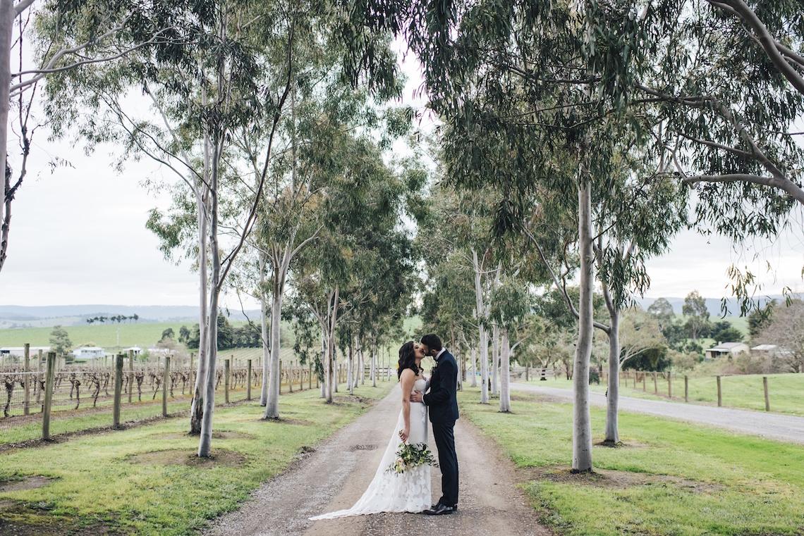 Stylish Barn Wedding by The White Tree Photography 47