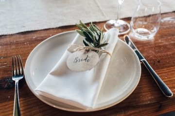 Stylish Barn Wedding by The White Tree Photography 5