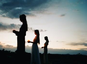 Volcanic Wedding Inspiration by Miesh Photography 13