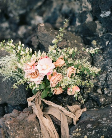 Volcanic Wedding Inspiration by Miesh Photography 16