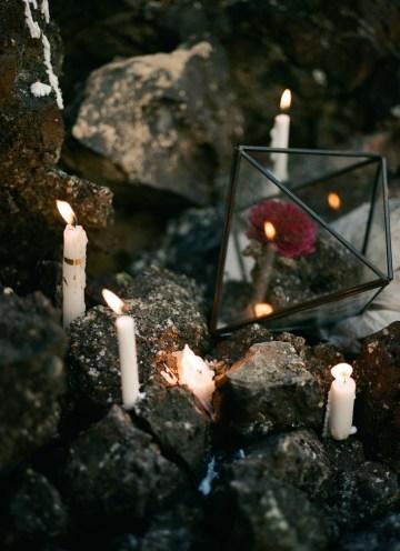Volcanic Wedding Inspiration by Miesh Photography 33