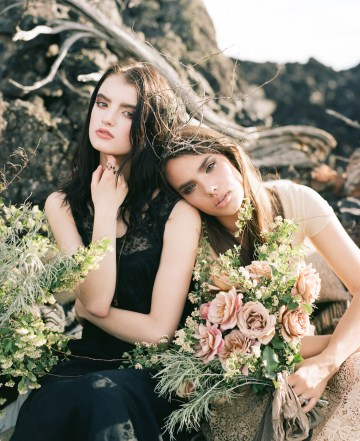 Volcanic Wedding Inspiration by Miesh Photography 41