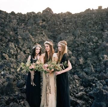 Volcanic Wedding Inspiration by Miesh Photography 42