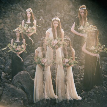 Volcanic Wedding Inspiration by Miesh Photography 5